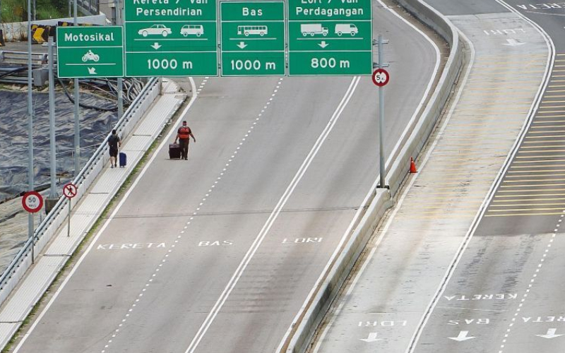 Singapore Border