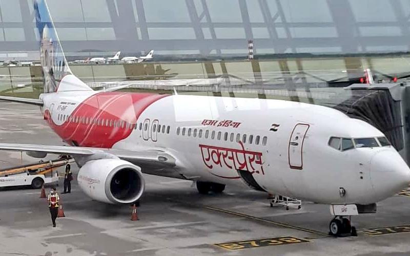 India KL Special Flight