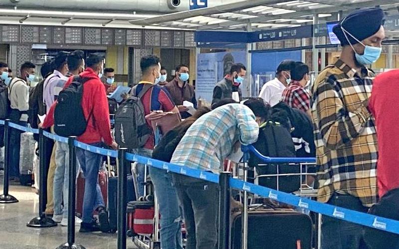 Delhi Trichy Flights
